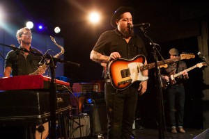 Nathaniel Rateliff & The Night Sweats, photo by Owen Ela for mxdwn.com