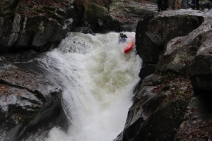 Eric Bartl, a kayaker chasing the thrill