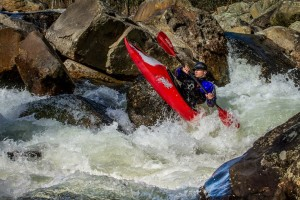 Insight into the world of whitewater boat ridin'