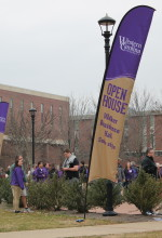 Future Catamounts coming to WCU Open House