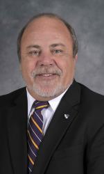 WCU Athletics director, Randy Eaton. Photo from WCU Athletics.