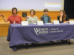 Political panel helps students prepare for primary