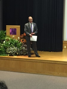 Chancellor Belcher discusses bond referendum's impact on WCU