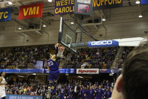WCU Men's Basketball SoCon tournament performance in review