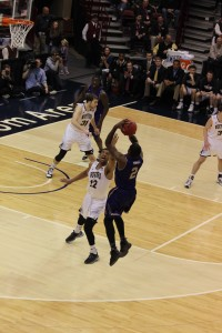 Catamounts beat Terriers in double-overtime thriller
