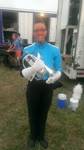 Meet the marching band elite: Drum Corps