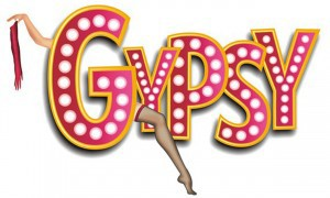 "Official Poster for the musical ""Gypsy"""