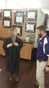 WCU students discuss graduation angst