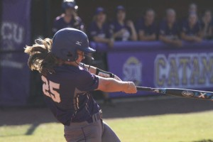Catamount softball splits games in opening weekend