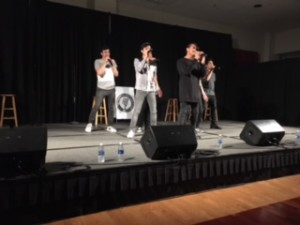 The Filharmonic was Pitch Perfect!