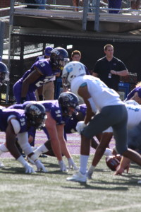 Citadel Bulldogs conquer Catamounts on Family Day