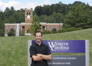 Dr. Albert Kopak of the WCU Criminal Justice Department Photo courtesy of Western Carolina University