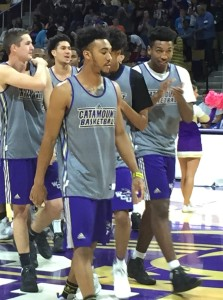Catamount basketball falls into action with Catamount Madness