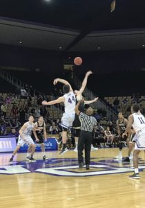 Catamounts overcome late rally by Wofford