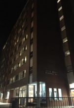 Fire at freshmen dorm leads to five hour investigation