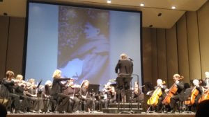 Artist-in-Residence Orchestra performs a concert of stories
