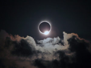 Educators view eclipse as teachable moment