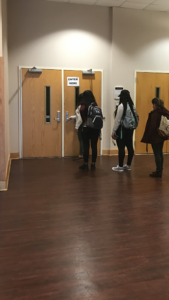 WCU students get to experience Tunnel of Oppression