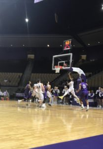 Catamounts lose fifth straight game to Furman