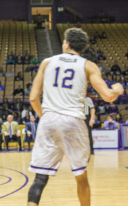 Gosselin's hot hand leads to Catamount triumph in Cullowhee