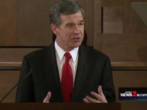 "Cooper calls for education reform, ""common ground"" in first State of the State address"