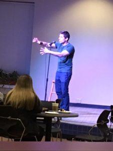 Carlos Andreas Gomez inspires Western Carolina community