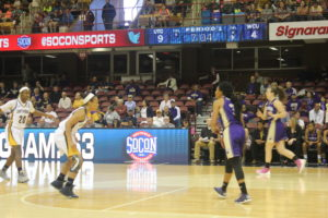 Lady Catamounts trounced by Chattanooga in SoCon tournament