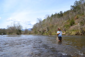 New club takes advantage of fly fishing's growing popularity
