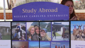 Why don't students take advantage of study abroad?