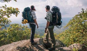 Forget the gym, go backpacking!