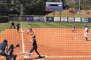 Catamount softball seniors 'leave big cleats to fill'