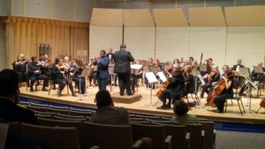 Civic Orchestra performs spring concert; conductor and students honored