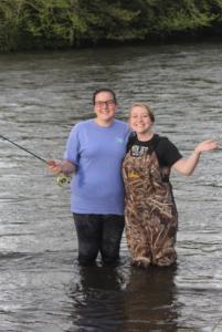 The basics of Fly Fishing