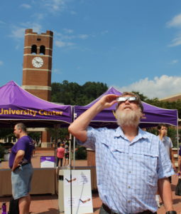 The Great Cullowhee Solar Eclipse