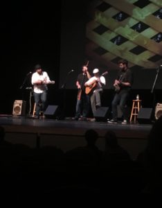 "Missouri band plays bluegrass ""Tommy"" at Bardo"