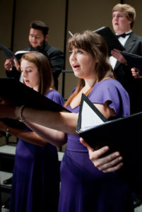 """University Choirs to explore theme, """"Home"""" in upcoming concert"""