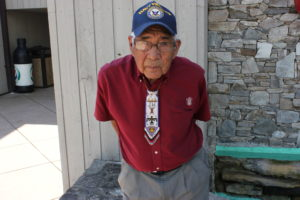 "Jerry Wolfe: WWII veteran and Cherokee's ""Beloved Man"""