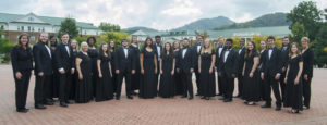 WCU Concert Choir bound for the big stage