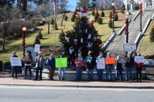Local group calls attention to DACA issue