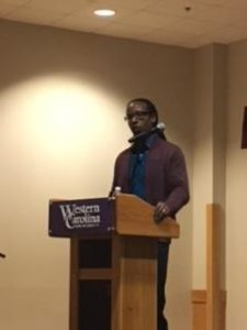 Ibram X. Kendi tackles racism in WCU Civil Discourse Series